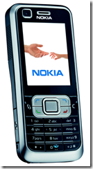 The Nokia 6120 Classic (Source: Nokia)